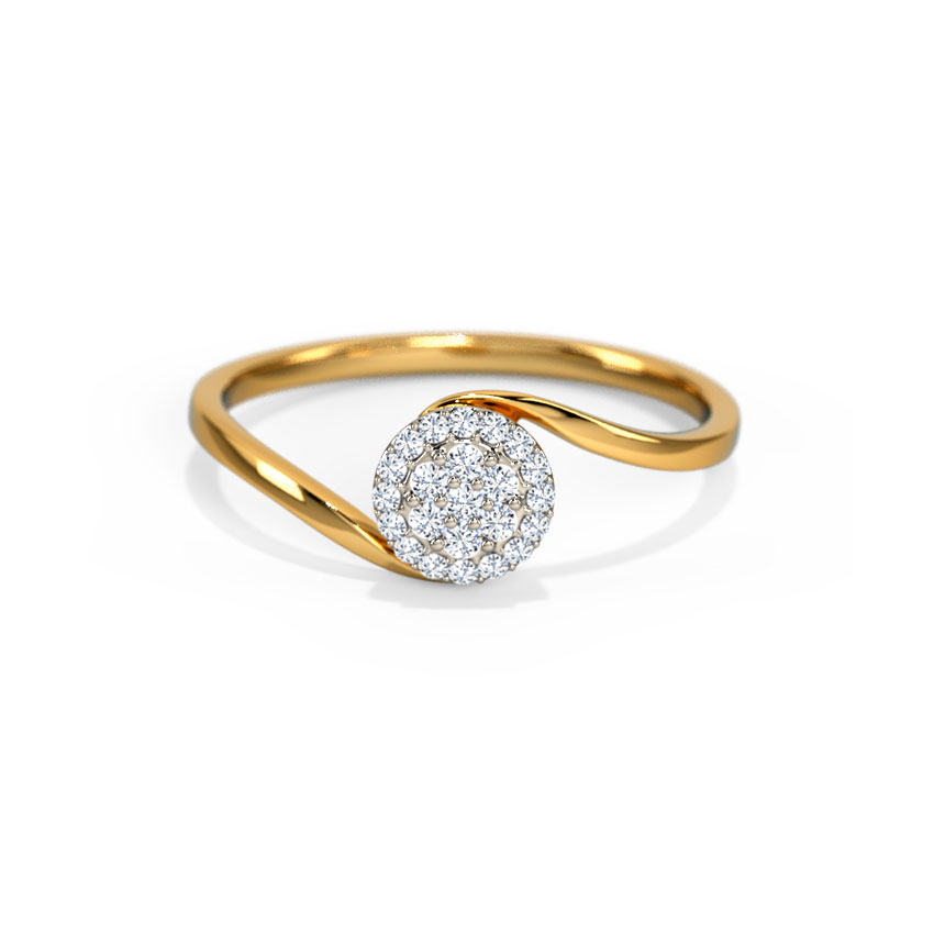 Claire Cluster Ring