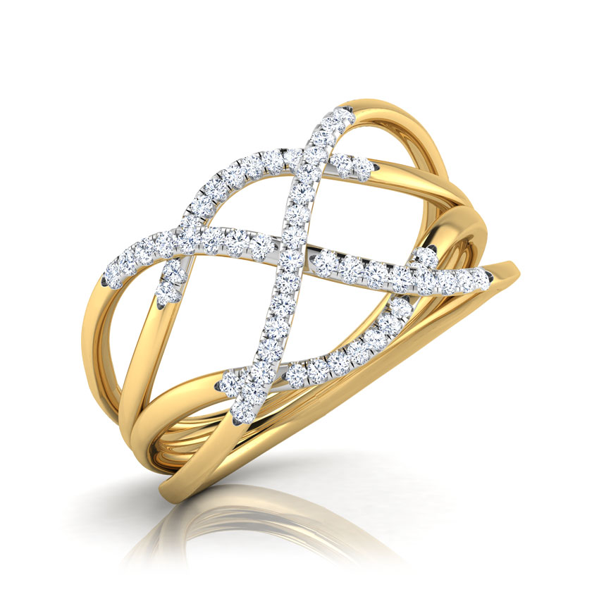 Anya Interwoven Ring