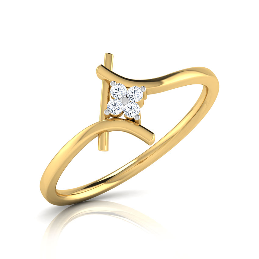 Asta Overlapping Ring