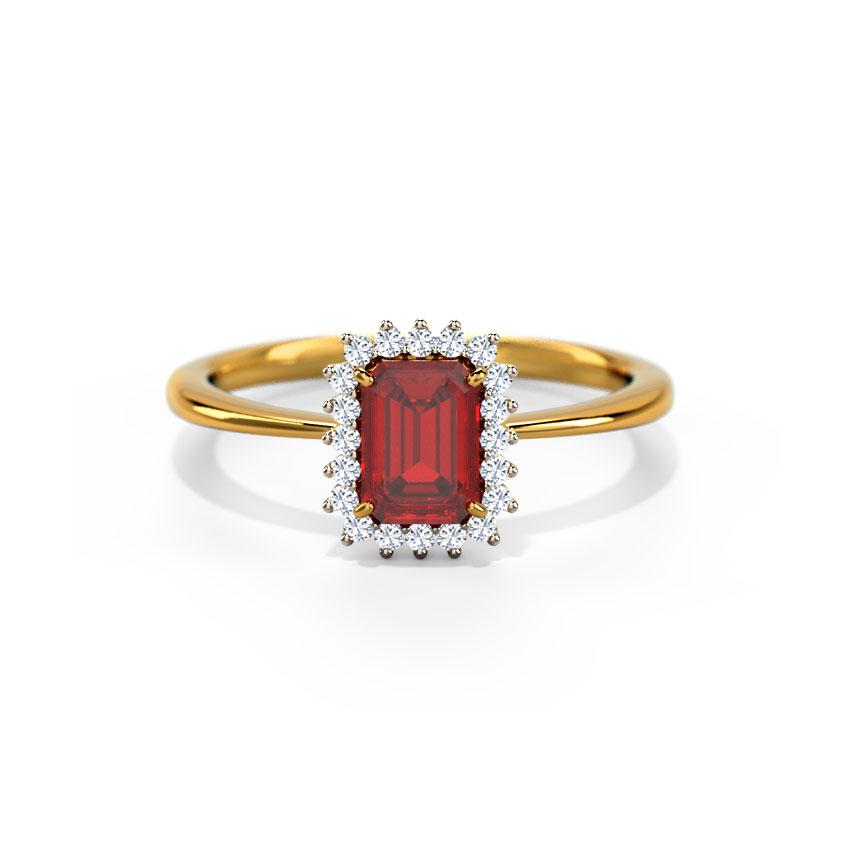 Haze Elegance Ring