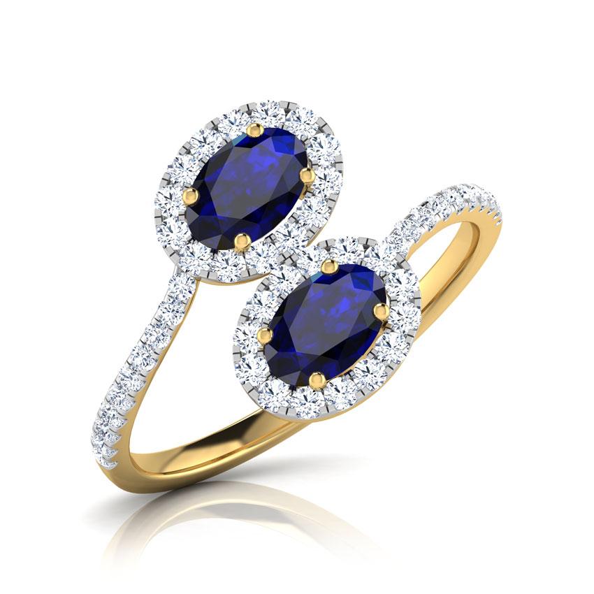 Cyanea Royal Ring