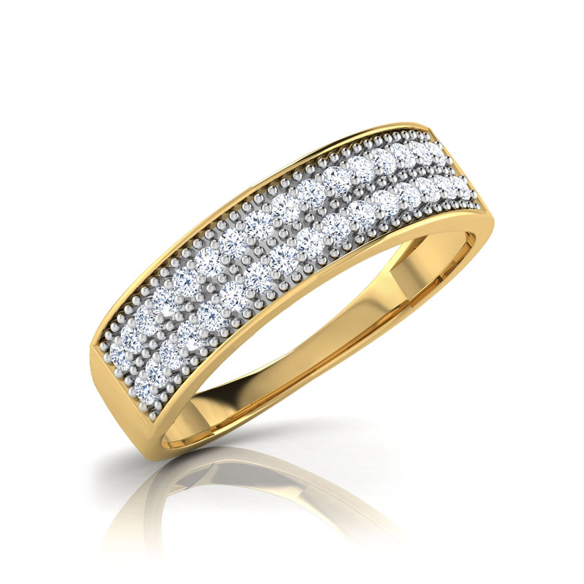 Hiba Love Diamond Band