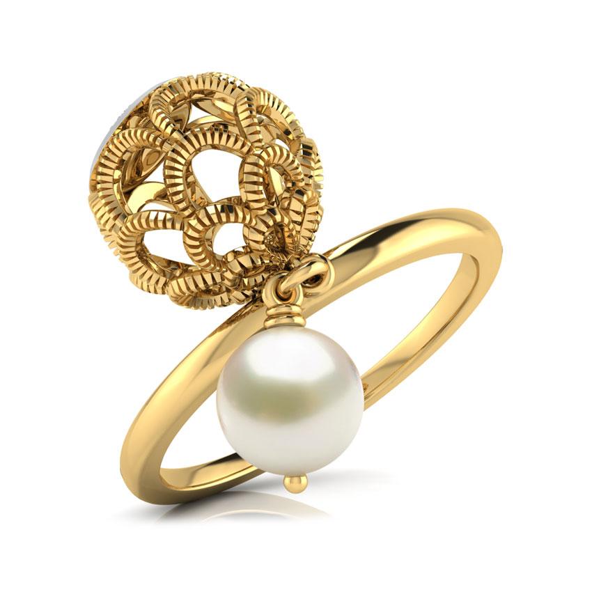 Lien Bud Ring