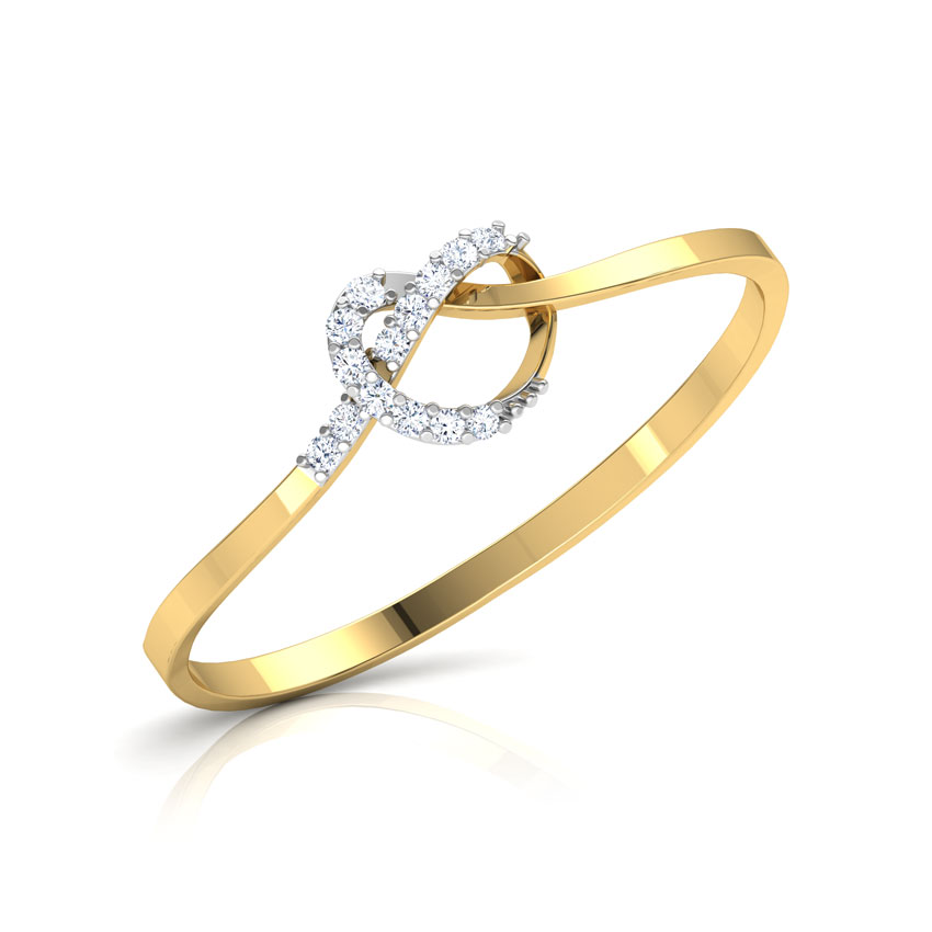 Buy Diamond Rings Under Rs line in India