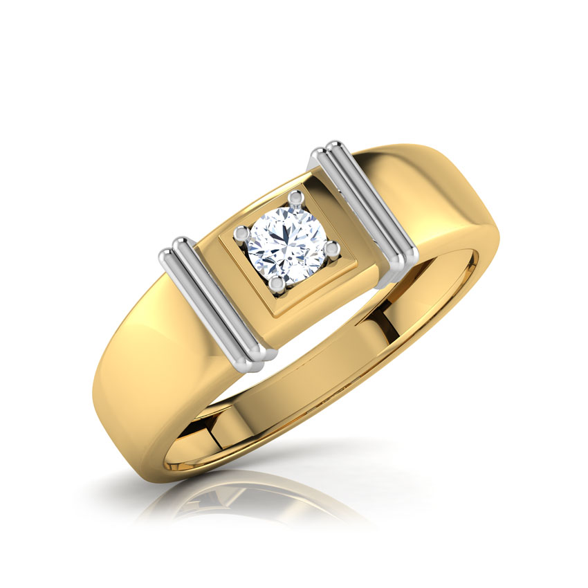 Collier Diamond Band for Him