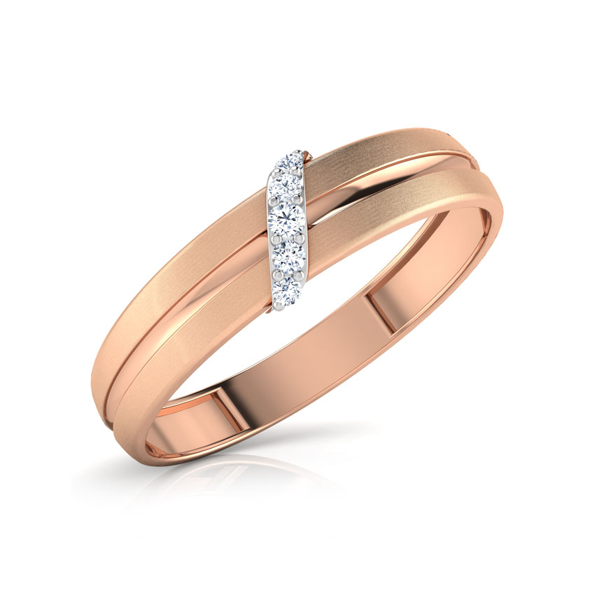Eloise Diamond Band for Her