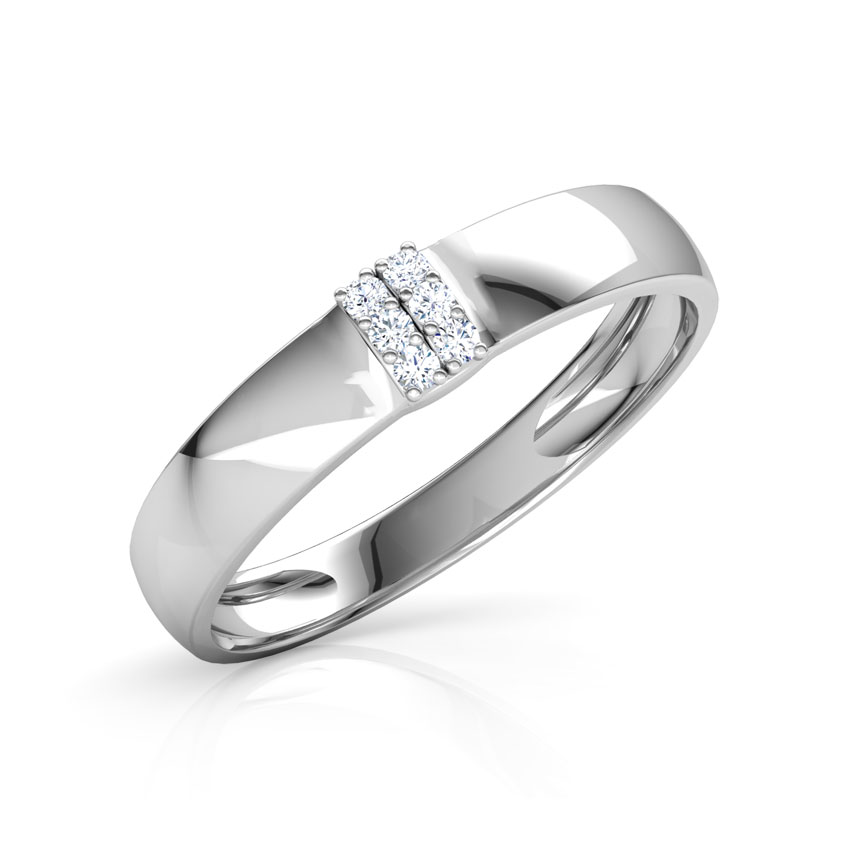 Thisbe Diamond Band for Her