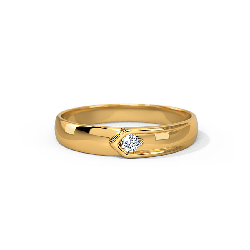 daifilo diamond band for him - Wedding Rings For Him