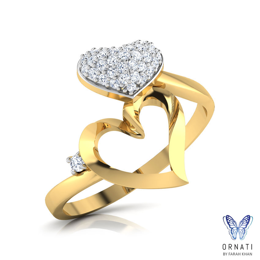 Heartthrob  Ring