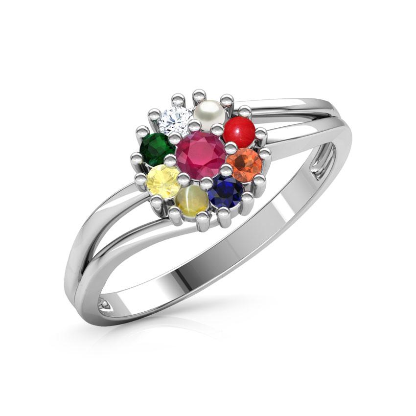 Devashree Navratna Ring