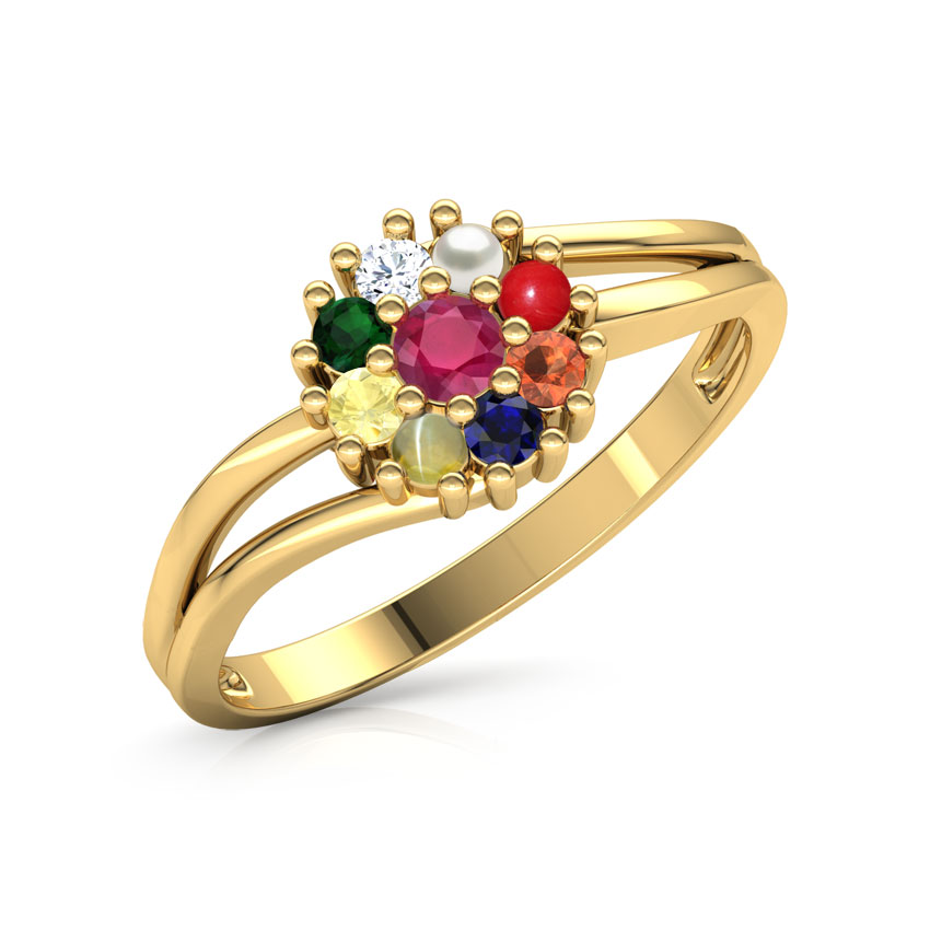 Devashree Navratna Ring