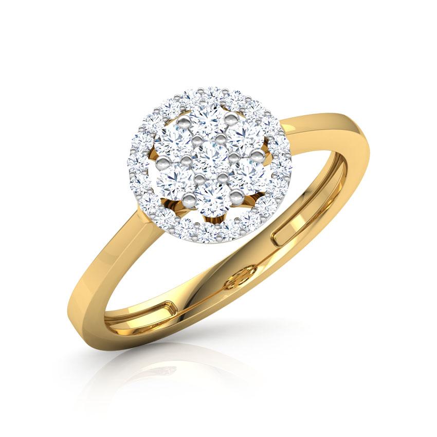 Adele Seven Stone Ring
