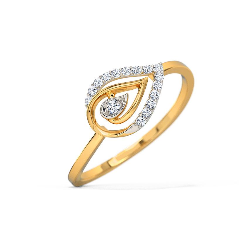 Trickel Ring