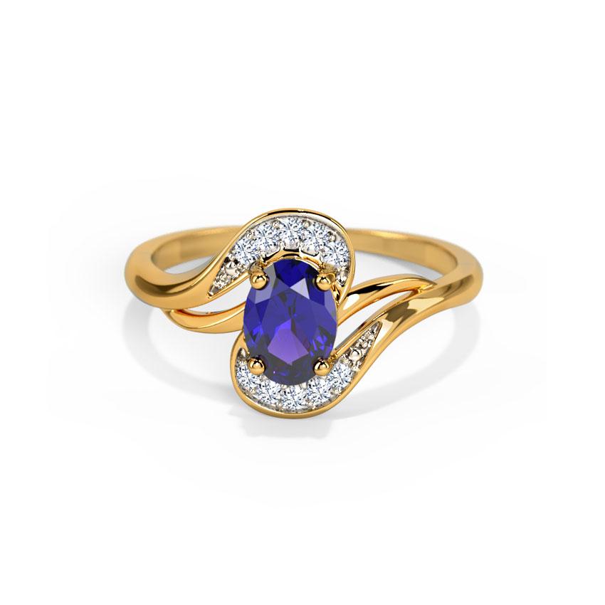 Detour Diamond Ring