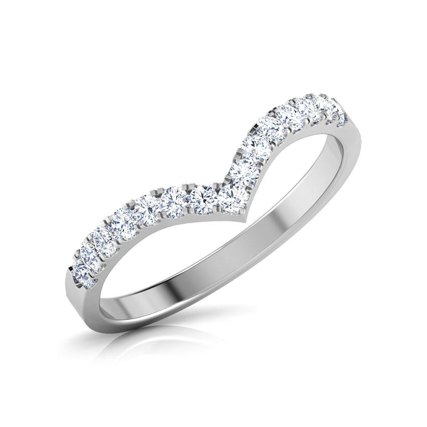 Charm V Ring