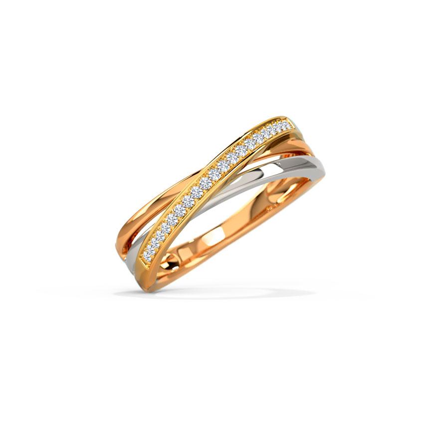Tri Stripe Ring