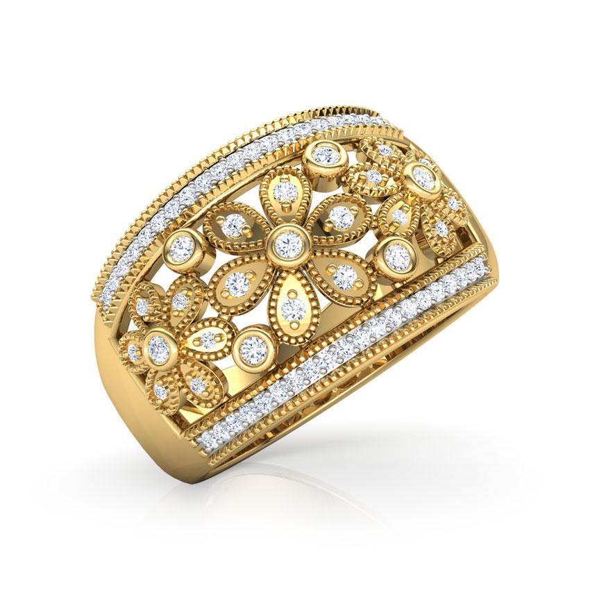 Zinnia Ring