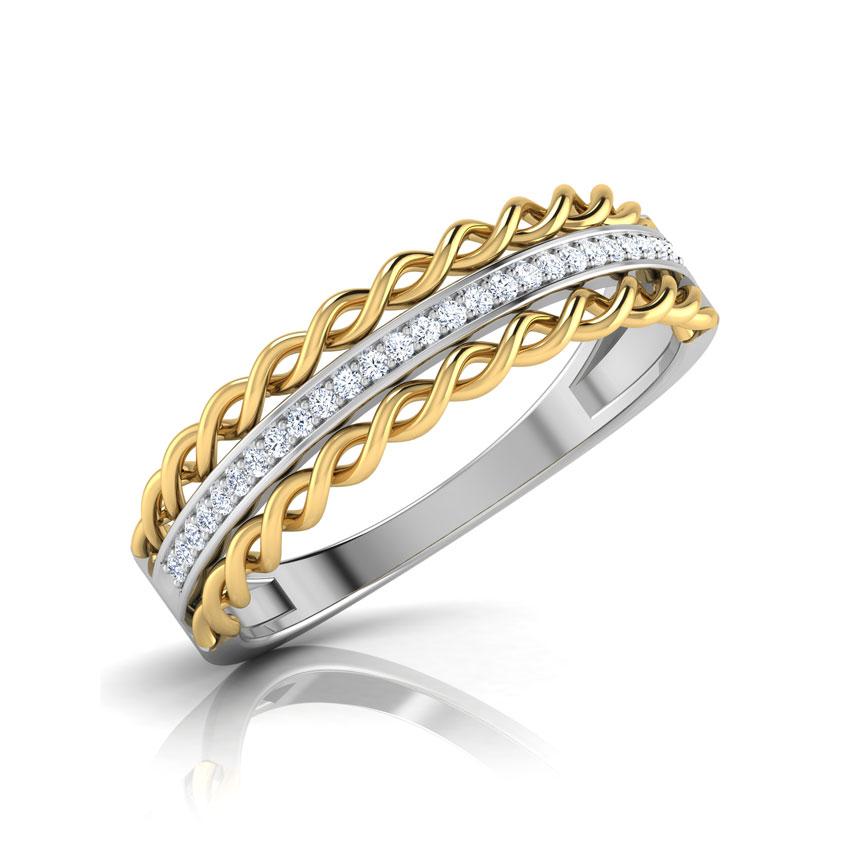 Mystic Twist Ring
