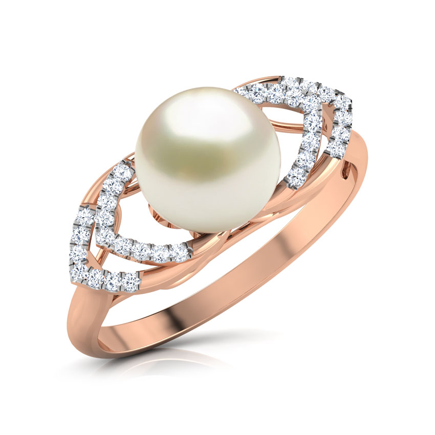 Gracious Pearl Ring