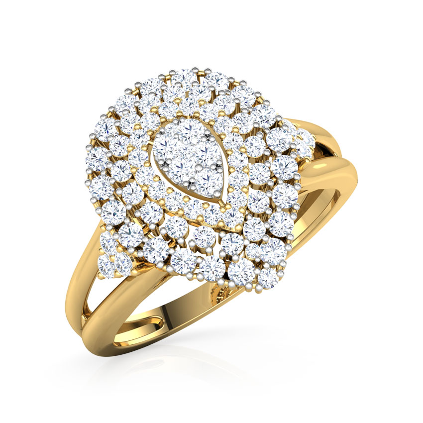 Classic Pear Ring