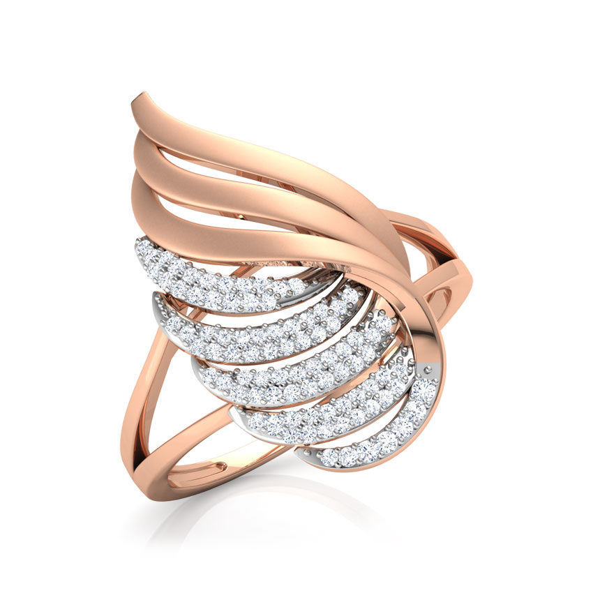 Paisley Arch Ring
