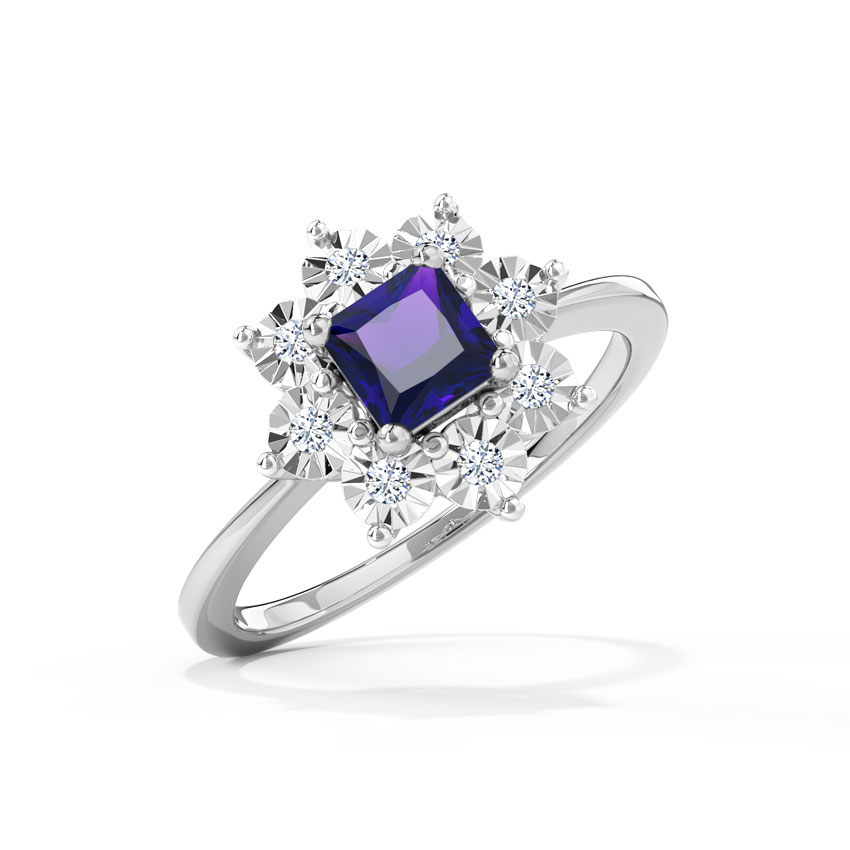 Stark Miracle Plate Ring