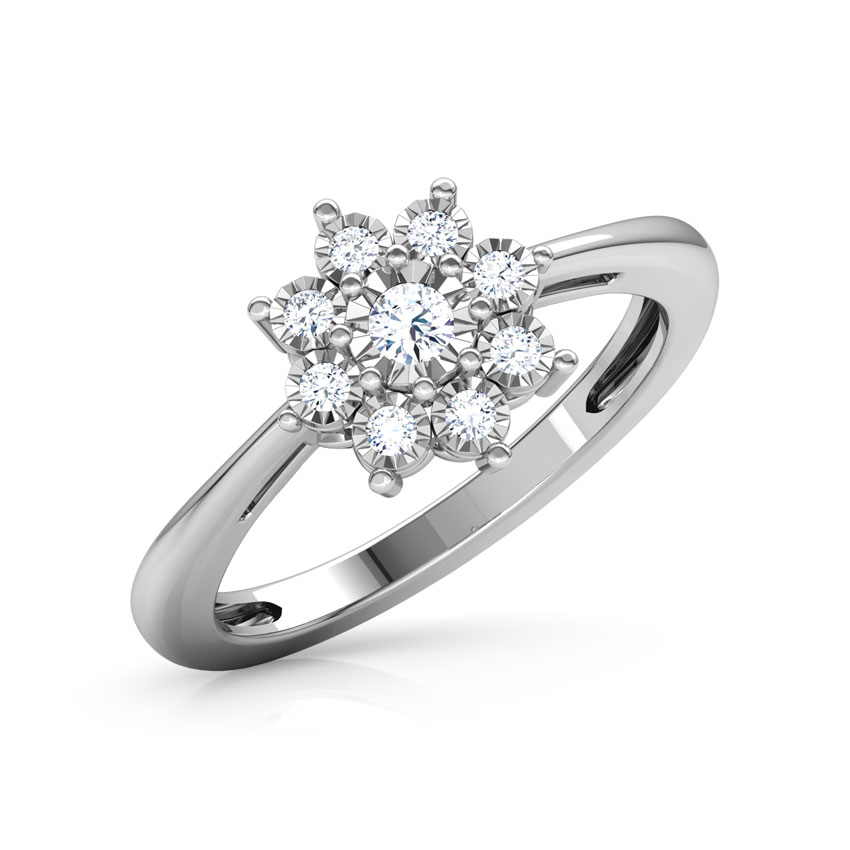 Bunch Miracle Plate Ring