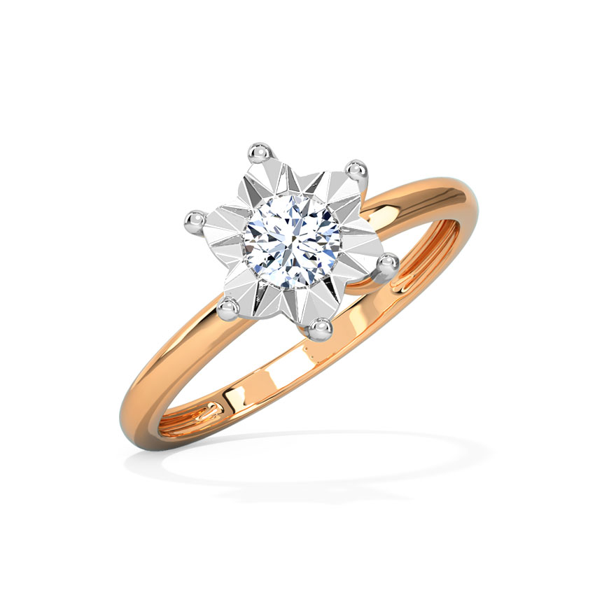 Floret Miracle Plate Ring