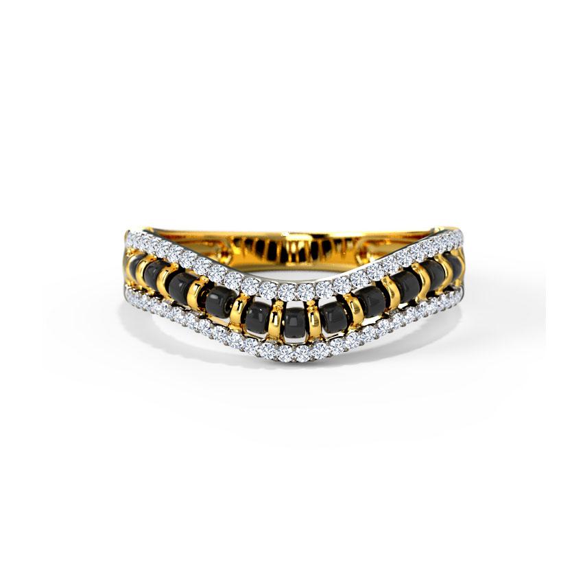 Trisha Mangalsutra Ring