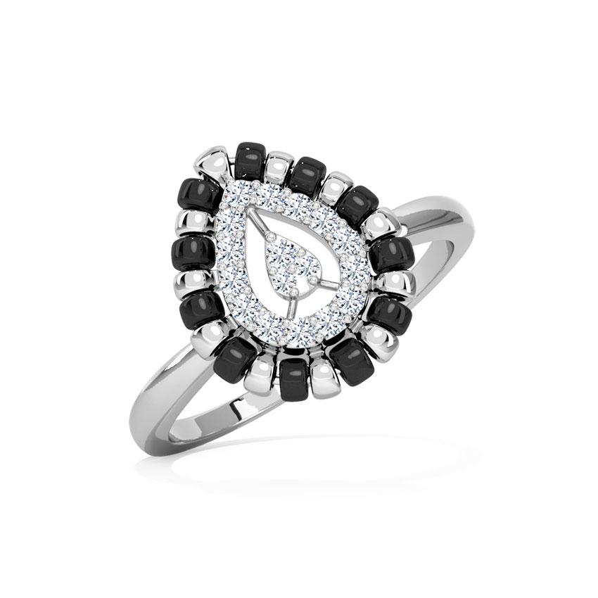Payal Mangalsutra Ring