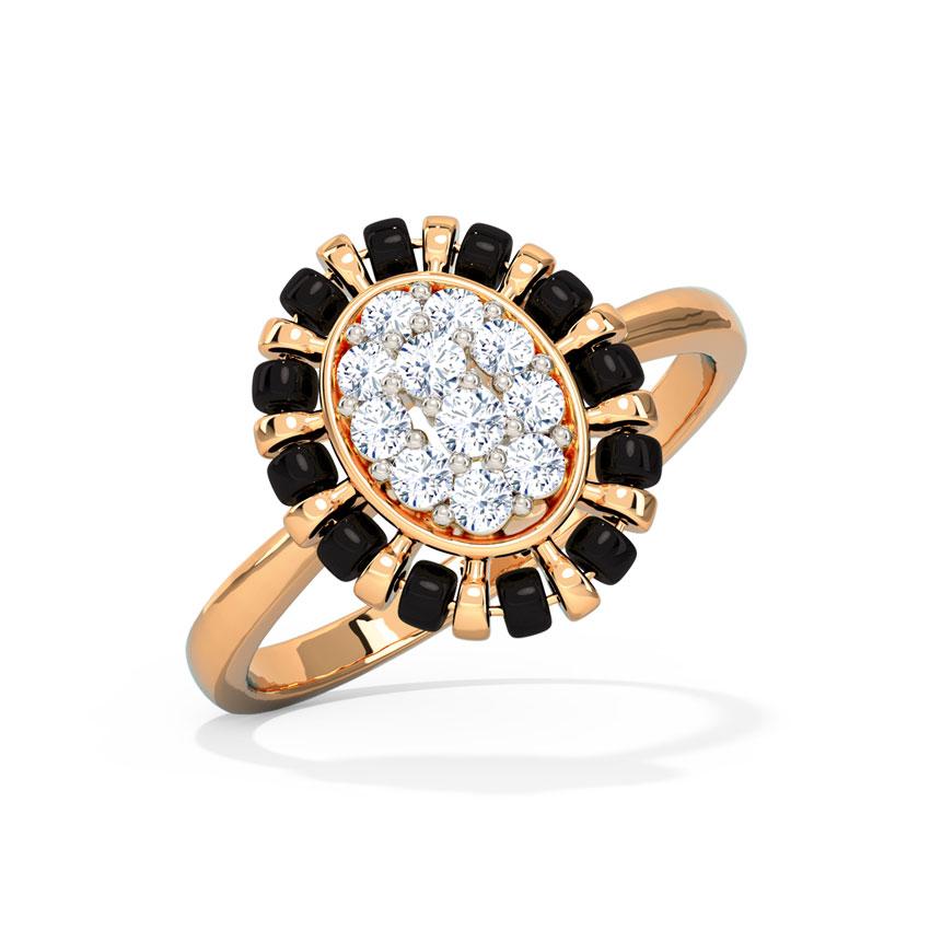 Somiya Mangalsutra Ring