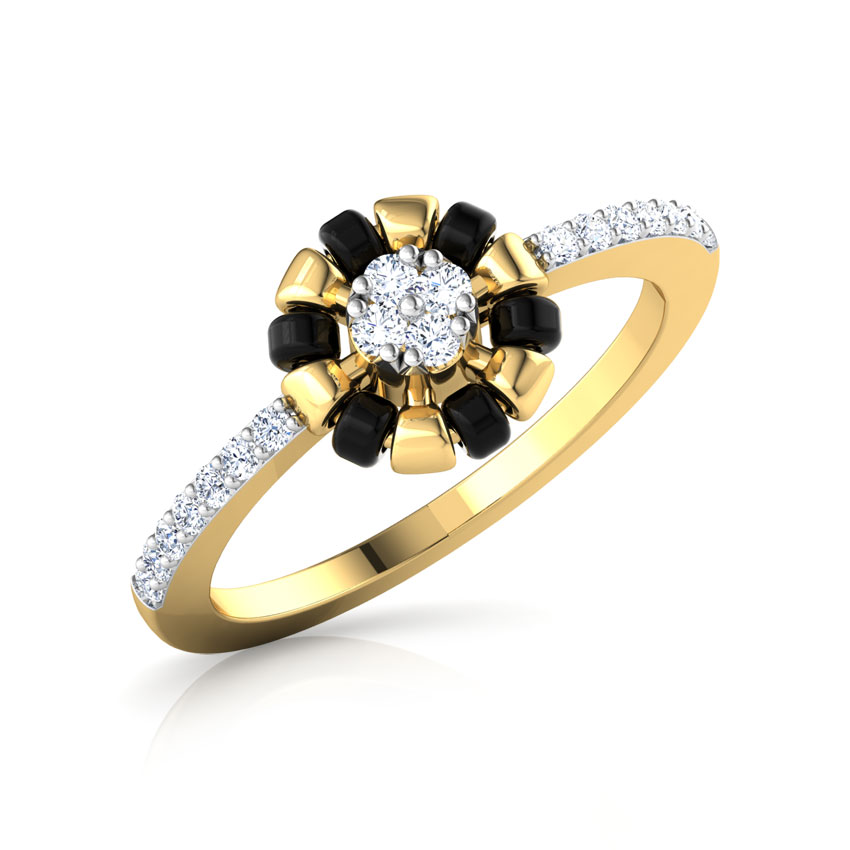 Shyla Mangalsutra Ring