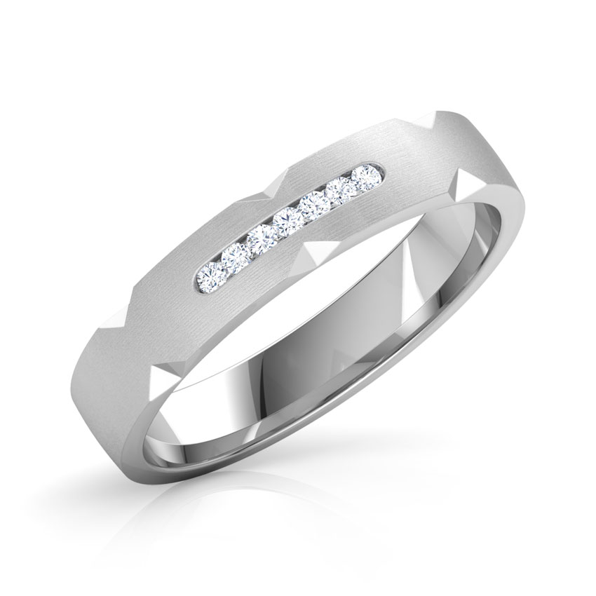 Orion Platinum Band for Him