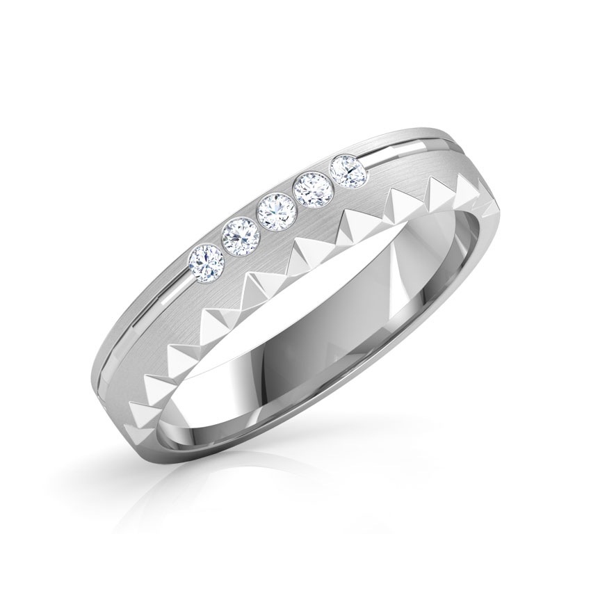 Anne Platinum Band for Her