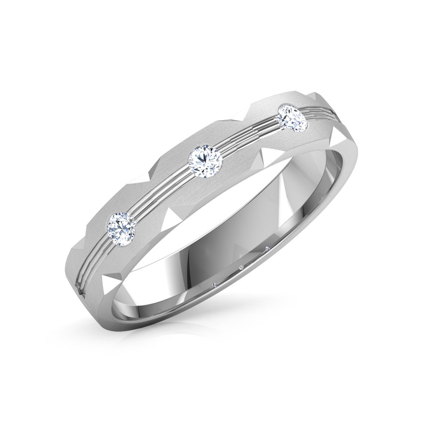Archie Platinum Band for Her