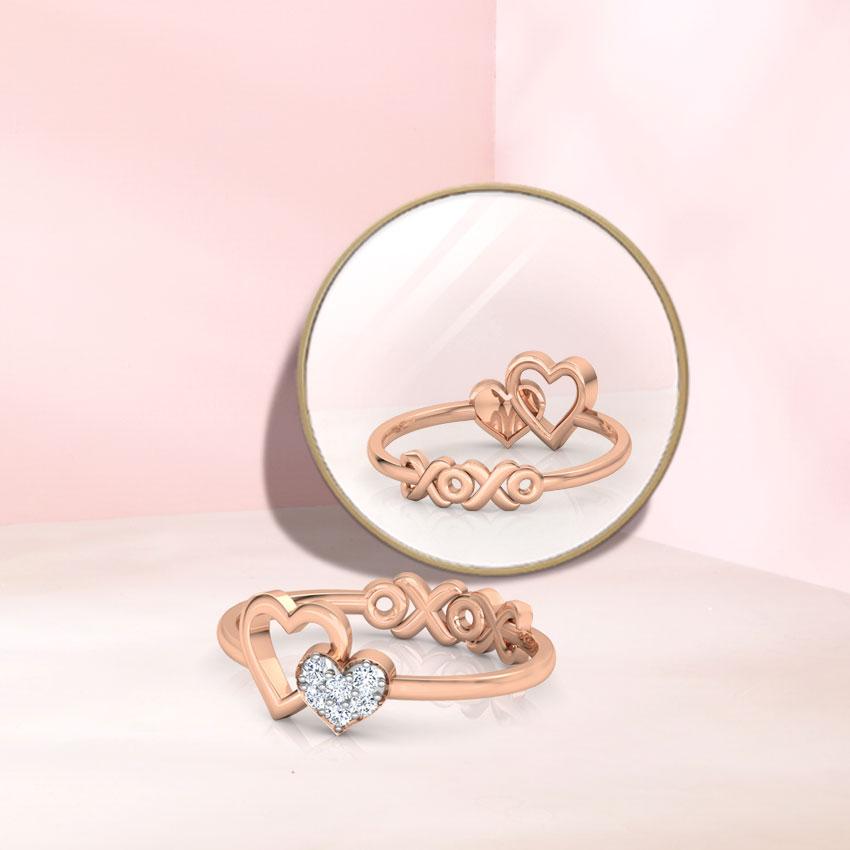 XOXO Love Ring