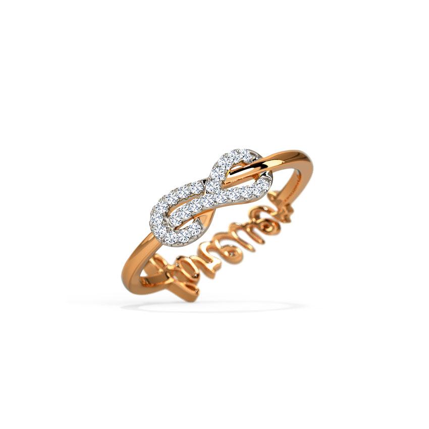 Forever Infinity Ring