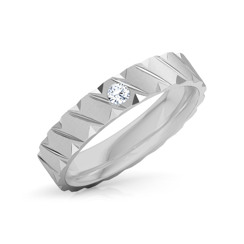 Aria Platinum Band for Her