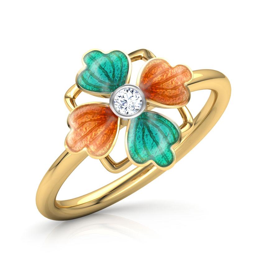 Mahira Tulip Ring
