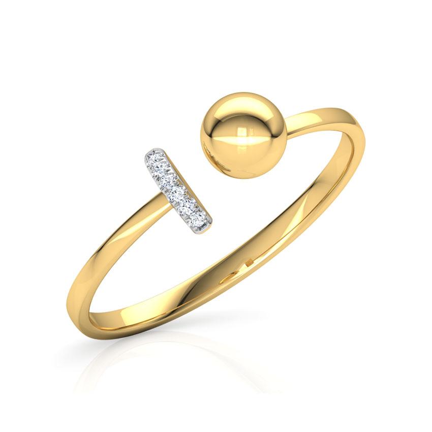 Orb Open Ring