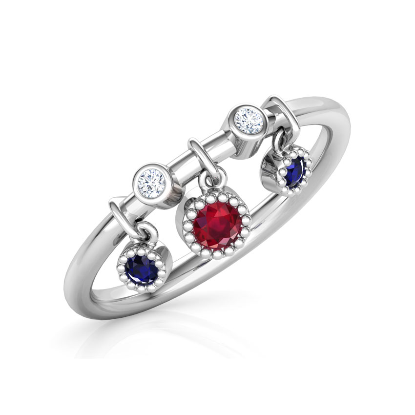 Dangling Stackable Ring