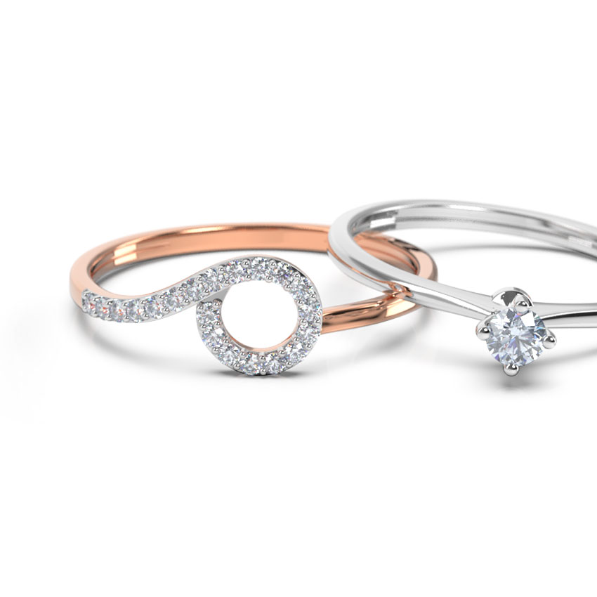 Curvature Twin Rings