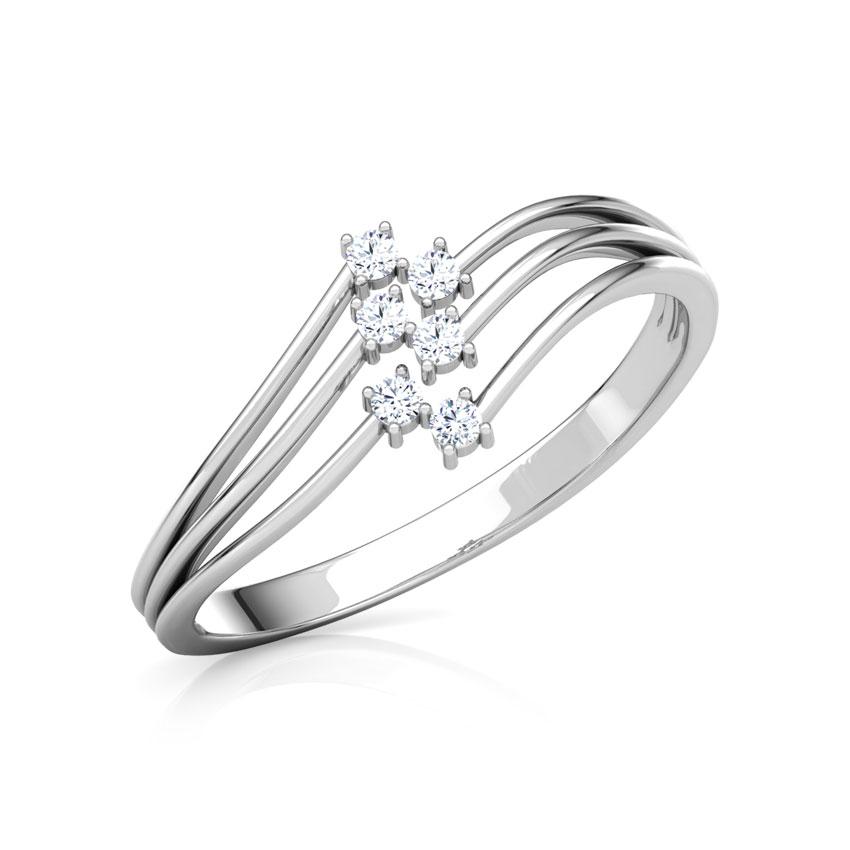 Sasha Shimmer Ring
