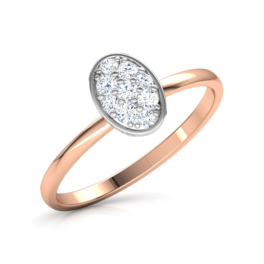 Essential Oval Ring