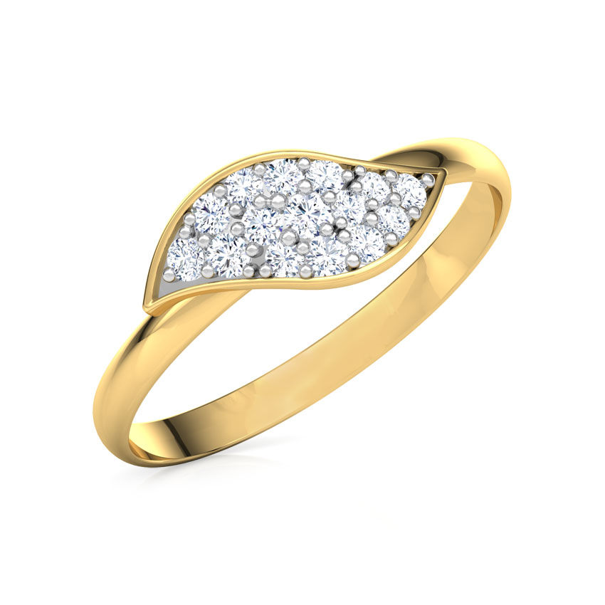 Minimalistic Arch Ring