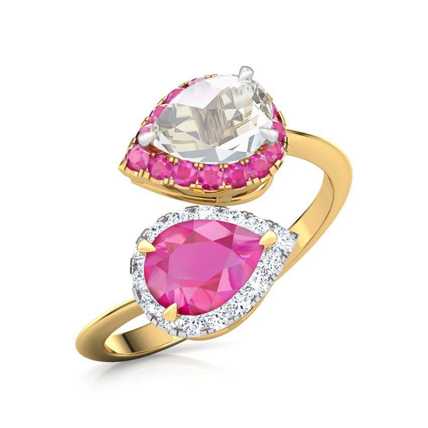 Falak Floret Ring