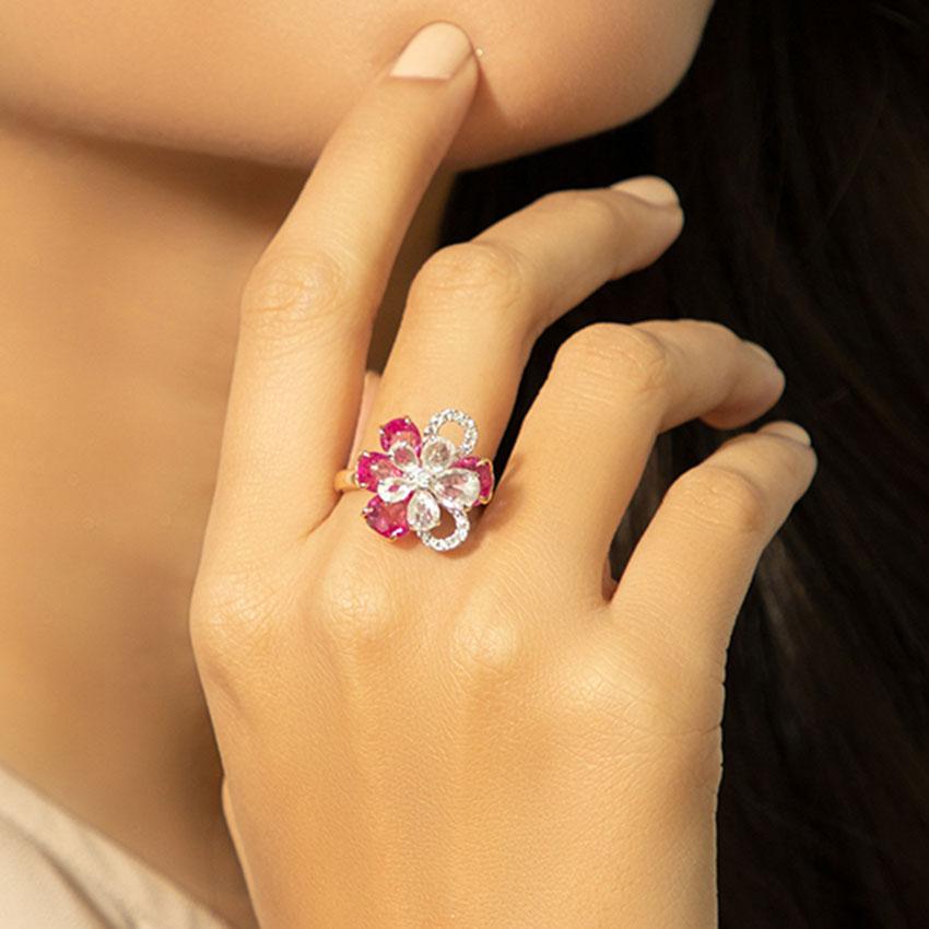 Inaya Flora Ring