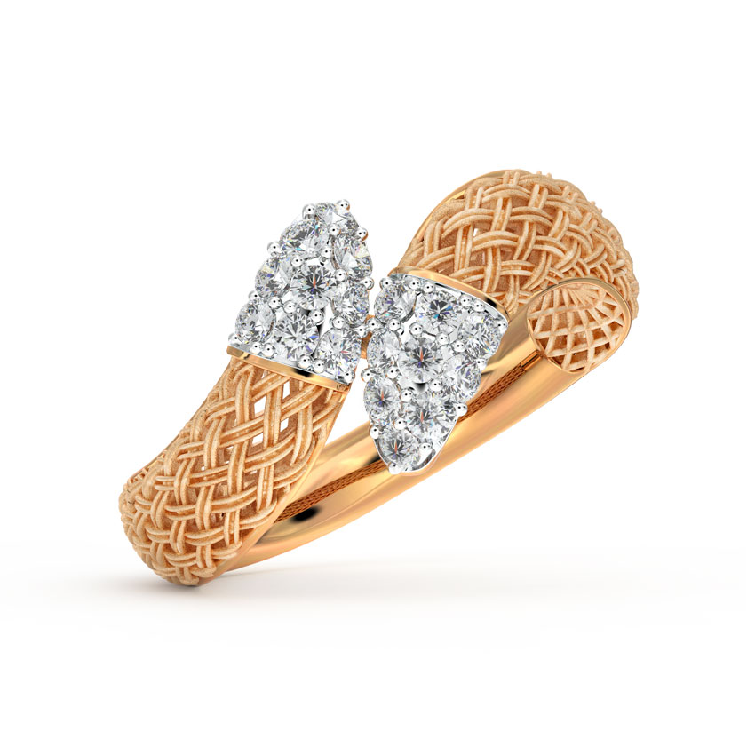 Skew Twill Ring