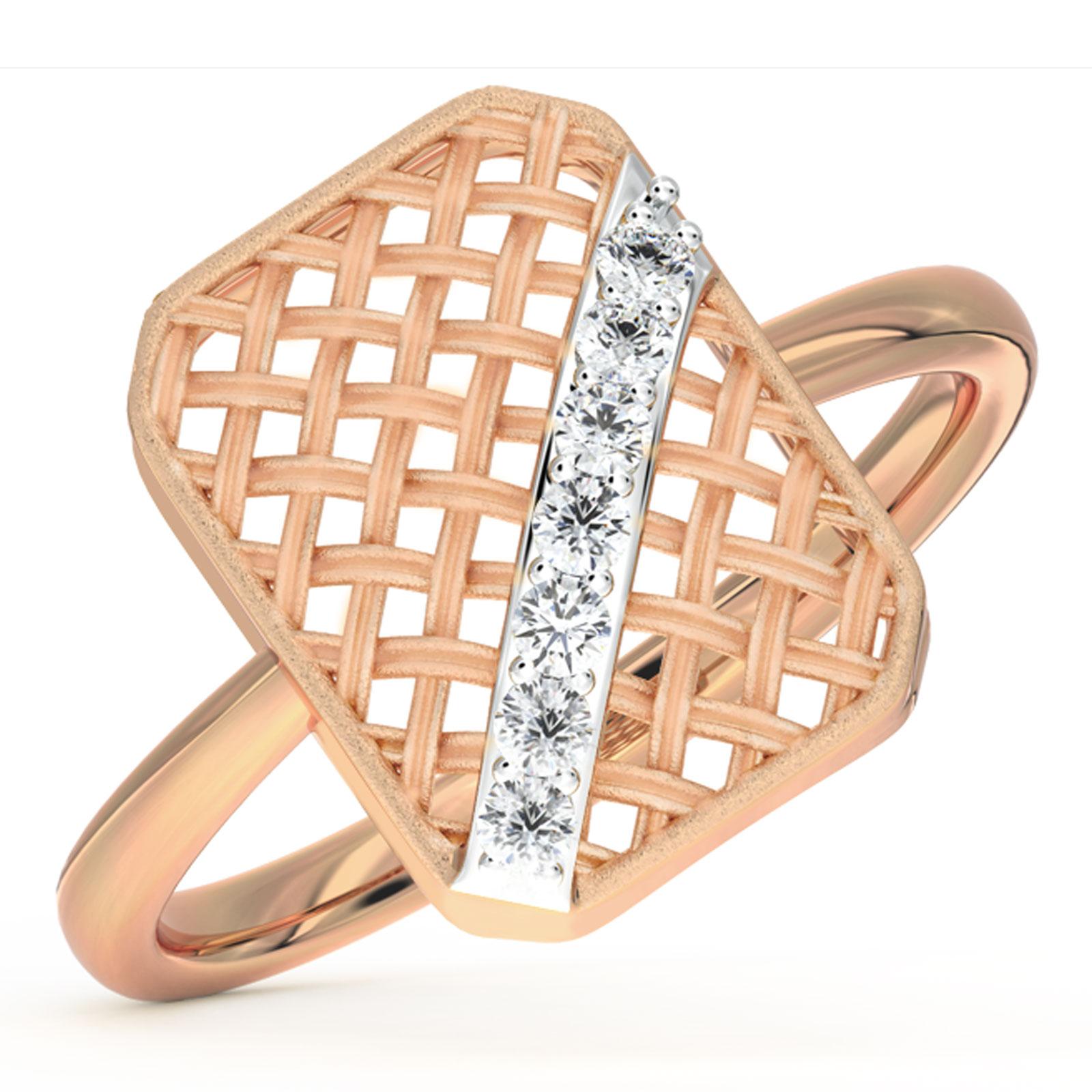 Octa Twill Ring