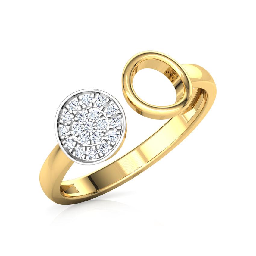 Duo Circlet Ring